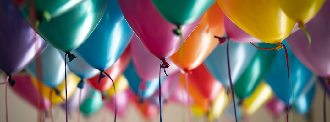 SURPRISE PARTIES AND CELEBRATIONS